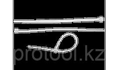 Хомуты нейлоновые белые, 12 x 750 мм, 50 шт, ЗУБР