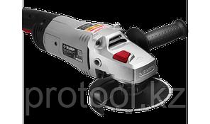 Углошлифовальная машина (болгарка), ЗУБР УШМ-150-1400 М3, удлиненная рукоятка, 150 мм, 8500 об/мин, 1400 Вт, фото 3