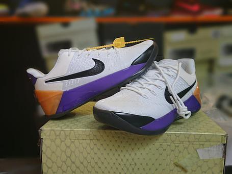 Баскетбольные кроссовки Nike Kobe XII (12) from Kobe Bryant, фото 2