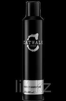 Лак - спрей - TIGI Catwalk Session Series Work It Hairspray 300 мл.