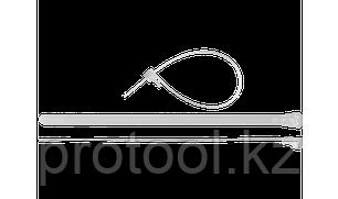 Хомуты нейлоновые многоразовые, 7.5 x 300 мм, 100 шт, ЗУБР, фото 2