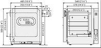 СО2 инкубатор с воздушной рубашкой Panasonic (Sanyo) MCO-5АС с термисторным датчиком (49 л)