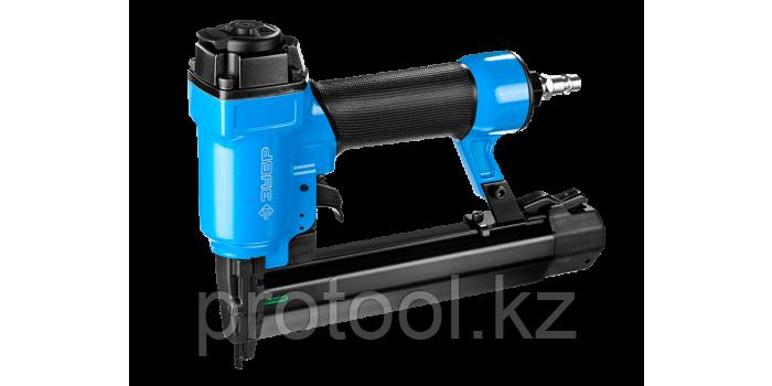 Степлер пневматический для скоб тип 55 (16-30 мм) и тип 300 (10-35 мм), ЗУБР Профессионал, фото 2
