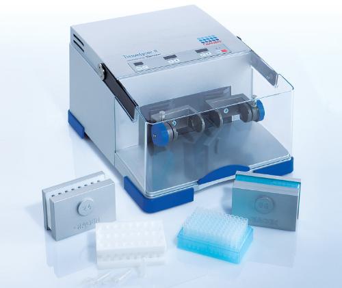 Гомогенизатор лабораторный TissueLyser II, QIAGEN с принадлежностями