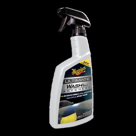 Экспресс-полироль Meguiar's Wash&Wax Anywhere (США)