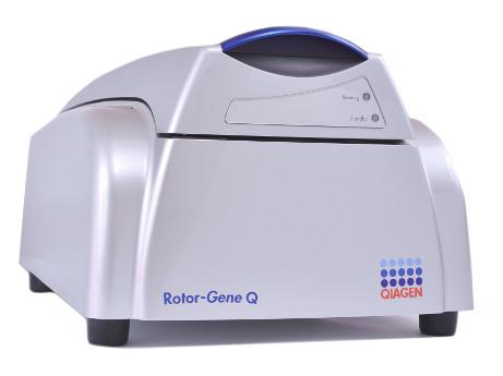 Прибор для проведения полимеразной цепной реакции в режиме реального времени Rotor-Gene Q 5plex