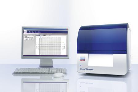 """Система капиллярного гель-электрофореза """"QIAxcel Advanced System"""" с принадлежностями"""