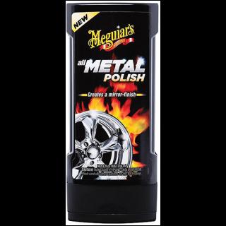 Meguiar's all metal polish    многофункциональный полироль-очиститель металла(CША)