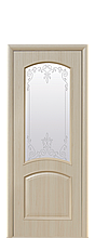 "Дверь ""Антре"" со стеклом патина"