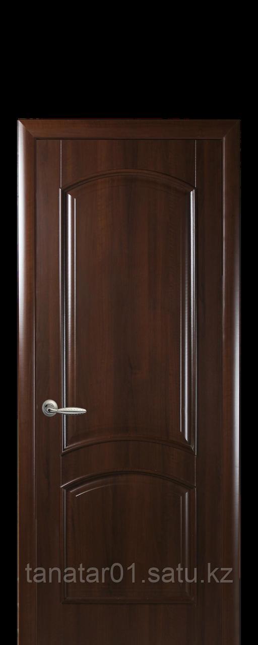 """Дверь """"Антре"""" глухая каштан"""