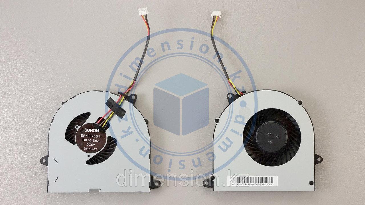 Кулер, вентилятор для LENOVO Ideapad 100-15