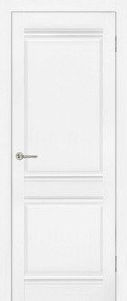 Дверь Омега, цвет белый, глухая