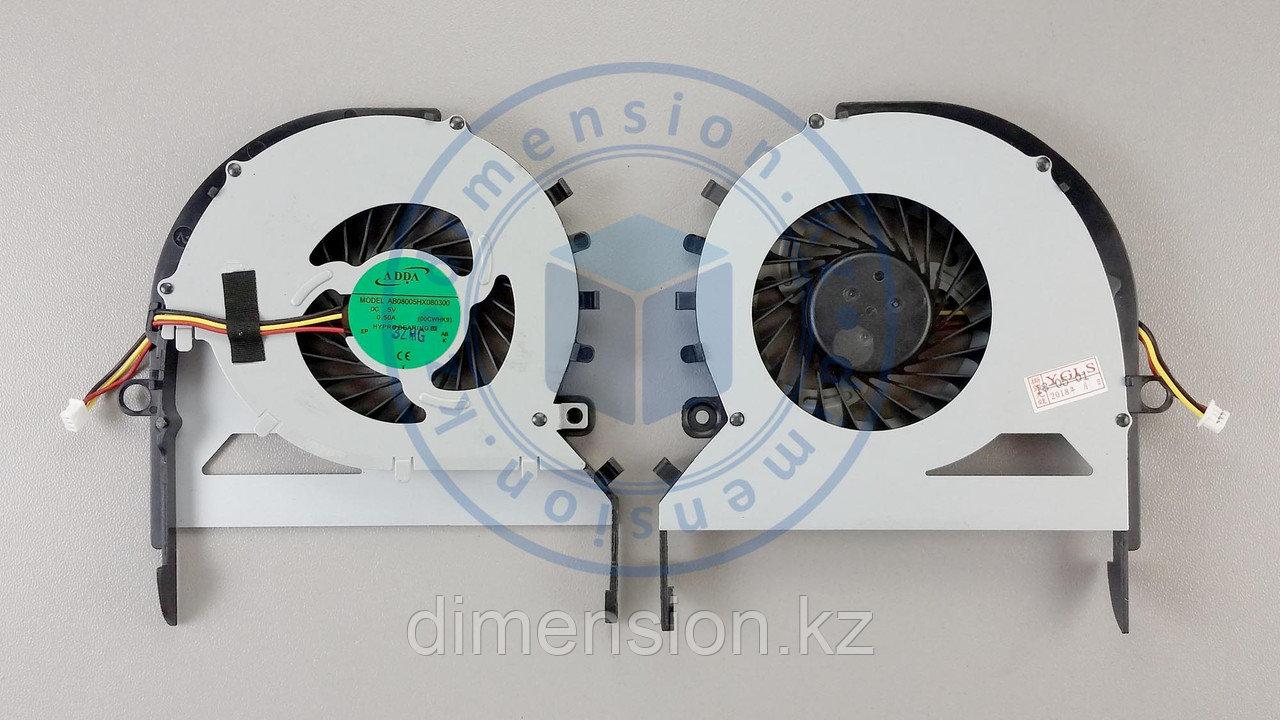Кулер, вентилятор для SONY Vaio svf15 152 svf152a29m ab08005hx080300 00cwhk9 udqf2zr76cqu