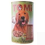 TOMI консервы для собак (с ягненком) 1.2 кг.