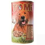 TOMI консервы для собак (с говядиной) 1.2 кг.