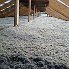 Утепление крыши эковатой, фото 8