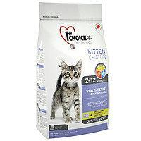 1st Choice Kitten (Фест Чойс) корм для котят с курицей,  2,72 кг
