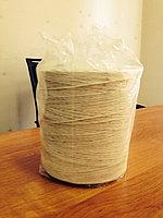 Шпагат льняной отбеленный полированный диаметр 1,4 мм