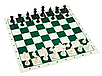 Шахматы в тубе (тубусе) виниловые (33x33), фото 2