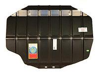 Защита картера двигателя и кпп на Volkswagen Golf 5/Фольксваген Гольф 5 2003-, фото 1