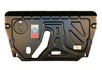 Защита картера двигателя и кпп на Volkswagen Bora/Фольксваген Бора 1998-2003, фото 1