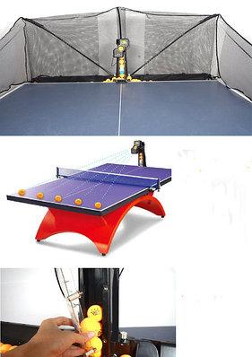 Теннисный робот
