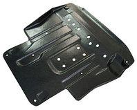 Защита картера двигателя и кпп на Audi A3/Ауди А3 2004-2012