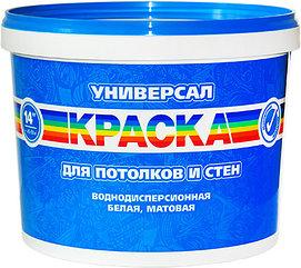 УНИВЕРСАЛ Краска для потолков и стен 1.3 кг