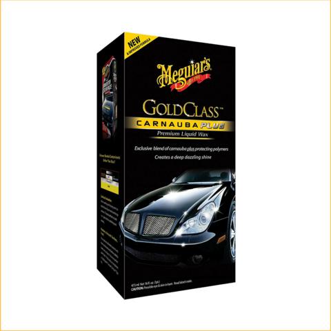 Полироль  Meguiar's  Gold Class Carnauba Plus