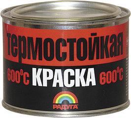РАДУГА 818 Краска термостойкая 0.4 кг