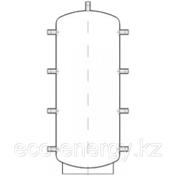 Бак ВТА-4, 1500 л