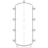 Бак ВТА-4, 500 л