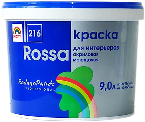 ЭЛИТ Краска для интерьеров 0.9 кг