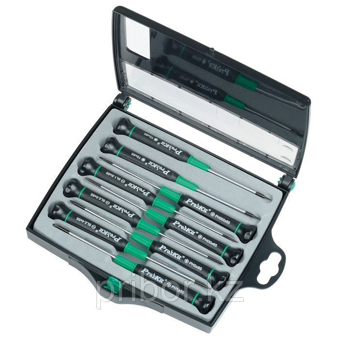 Pro`sKit SD-9302 Набор миниатюрных прецизионных отверток