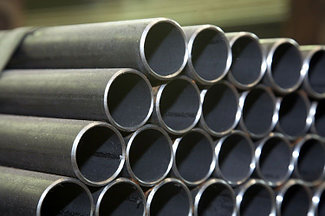 Труба стальная ВГП Водогазопроводная ДУ 50х3,5 ГОСТ 3262-75