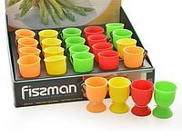7530 FISSMAN Подставка для яйца 5x7 см (силикон)
