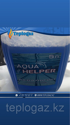 Химия для бассейнов Альгицид 5 литров