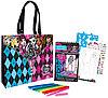 Набор Monster High сумка с аксессуарами Monster Fashion Artist Tote