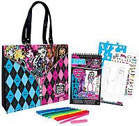 Набор Monster High сумка с аксессуарами Monster Fashion Artist Tote, фото 1