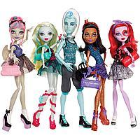 Набор из 5 кукол Monster High Dance Class, фото 1