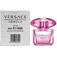 "Versace ""Bright Crystal Absolu"" 90 ml тестер"