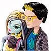 Набор кукол Monster High Джексон и Фрэнки Frankie Stein Jackson  Picnik Casket for 2