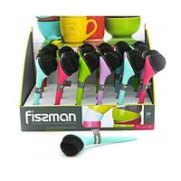 7427 FISSMAN Щетка для мытья посуды 18x5 см (пластик)