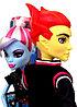 Набор кукол Monster High Хит Бернс и Эбби Боминэйбл Classroom Heats Burns and Abbey Bominable