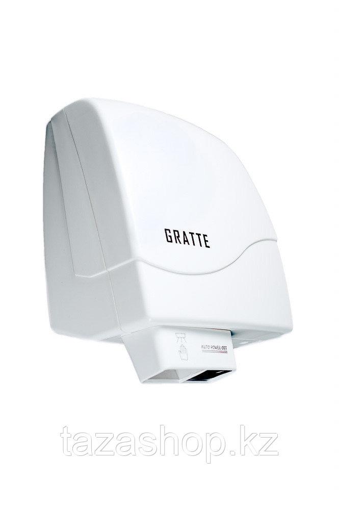Сушилка для рук GRATTE 1001 (W)