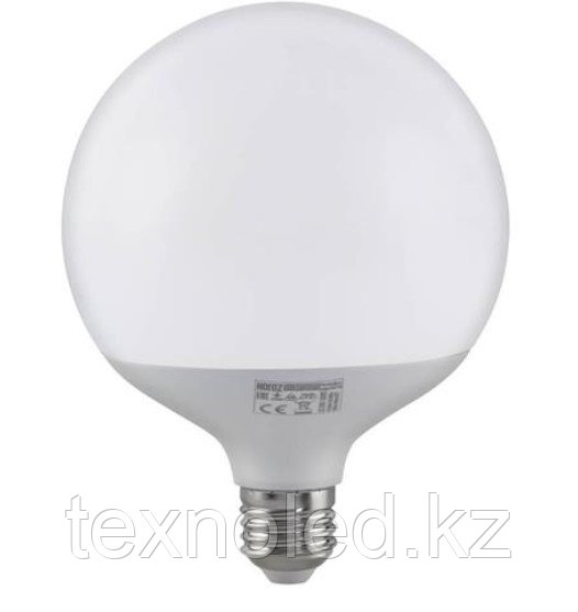 Светодиодная лампа Led E27/20W G120 3000К,4200,6000К