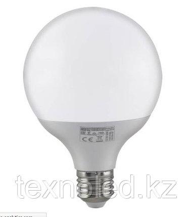 Светодиодная лампа Led E27/16W G95 3000К,6000К, фото 2