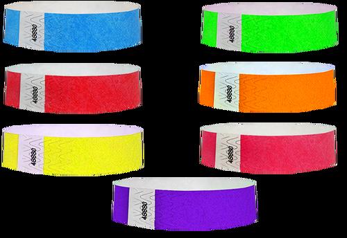 Бумажные браслеты Алматы