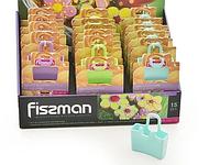 7527 FISSMAN Набор из 2 кармашков для крепления на кромку кружки (силикон)