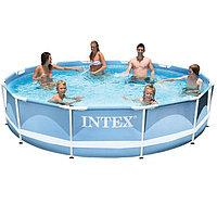 Каркасный бассейн Intex 28710. Размер: 366х76 см., фото 1